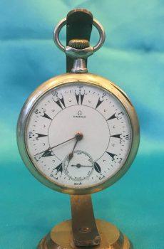 Antika Omega Osmanlı Kadran Cep Saati