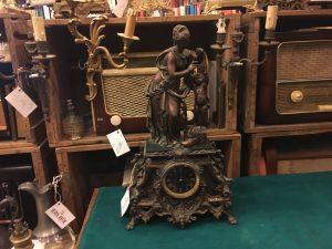 Antika Fransız Şömine Saati